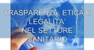 AGENAS Rapporto Etica Trasparenza Settore Sanitario