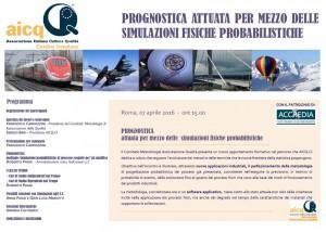 Seminario del Comitato Metodologie di Assicurazione Qualità a Roma