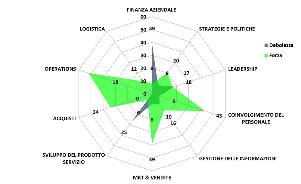 "figura 4 - La prospettiva interna ""Executive Auditor®"""