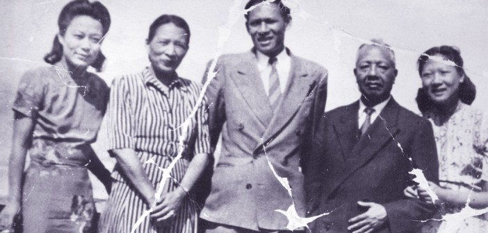 Mario Tchou family